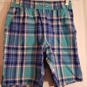 CP Plaid Shorts
